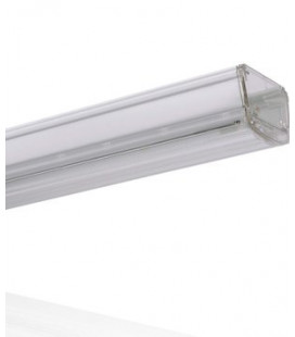 Commercial lineal LED lighting LCR 40W by Roblan