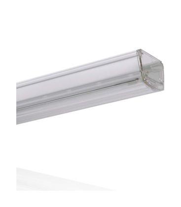 Luminaria comercial lineal LCR 40W de Roblan