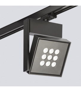 Proyector de carril LED SQUARE 18W de ONOK