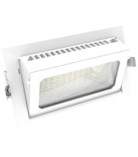 Downlight LED basculante DLC 40W de Roblan