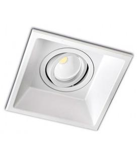 Empotrable modular blanco de Cristal Record