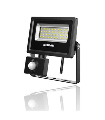 Proyector LED F 10W de Roblan