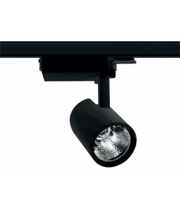 POX 42W 220V 38º LED proyector para carril de Beneito Faure