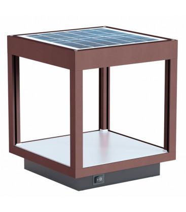 Lámpara portátil VISOR ALUMINIUM 5W 120º LED de Beneito Faure