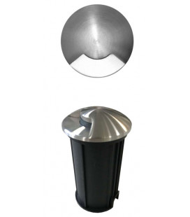 INA INOX 2W 100-240V LED BRIDGELUX de Beneito Faure