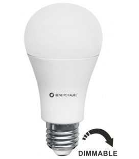 STANDARD 17W E27 220V 360º DIMMABLE LED by Beneito Faure