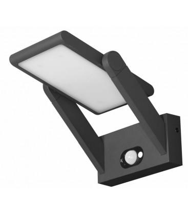 S'incliner 2 panneau solaire, 120 ° 5W LED Beneito Faure