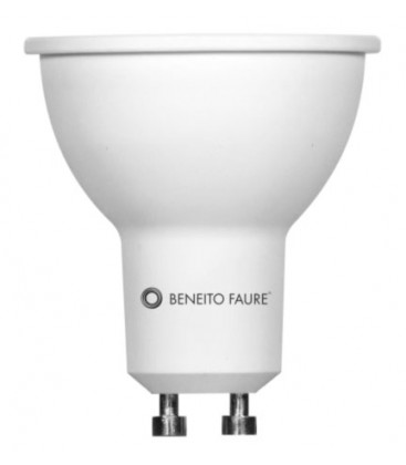 HOOK GU10 6W 220V 60º DICHROIC EFFECT LED de Beneito Faure