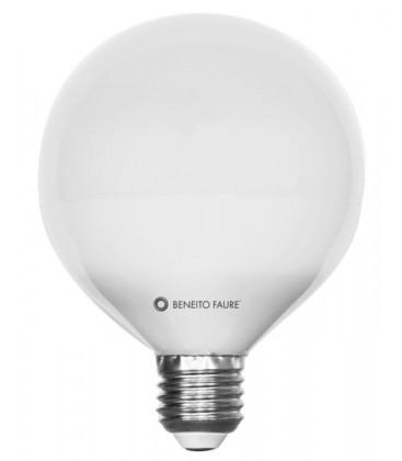 Bulb 10W led globe connection E27 Beneito & Faure