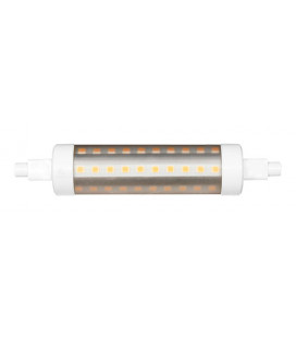 LINEAL TUBULAR 9W R7S 118mm 220V 360º LED