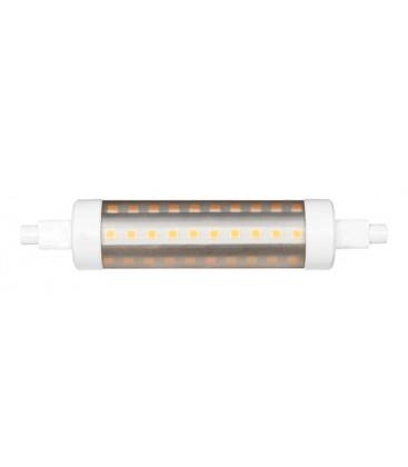 LINEAL TUBULAR 9W R7S 118MM 220V 360º LED de Beneito Faure