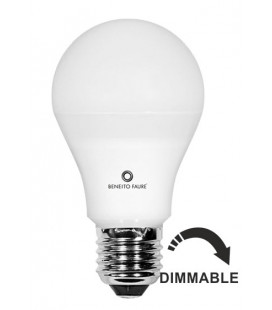 STANDARD 10W E27 220-240V 360º DIMMABLE LED
