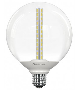 OPPO GLOBO TRANSPARENT 13W E27 220V 360º LED