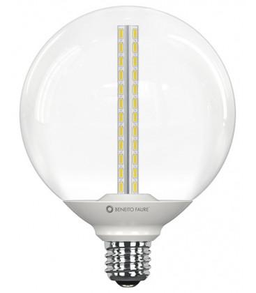 OPPO GLOBO TRANSPARENT 13W E27 220V 360º LED