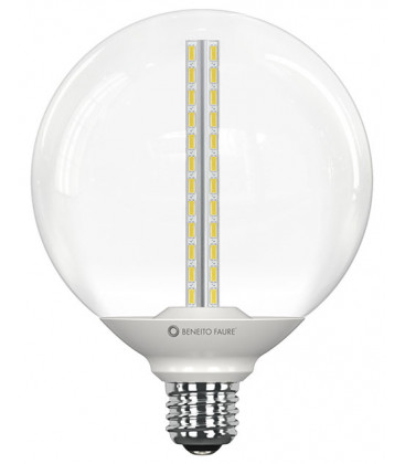 OPPO GLOBO TRANSPARENT 13W E27 220V 360º LED by Beneito & Faure