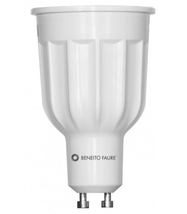 POWER GU10/MR16 12W 220V 60º LED by Beneito Faure