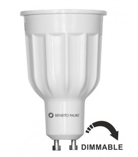 POWER GU10 12W 220V 60º DIMMABLE LED de Beneito Faure