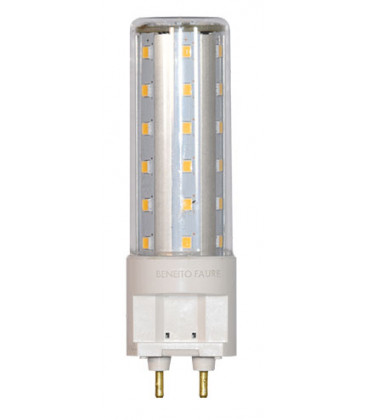 HQI G12 TUBULAR 10W 220V 360º LED
