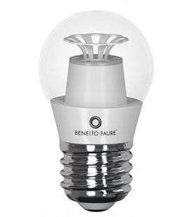 ASH ESFERICA TRANSPARENT 5W E14/E27 220V 360º LED de Beneito Faure