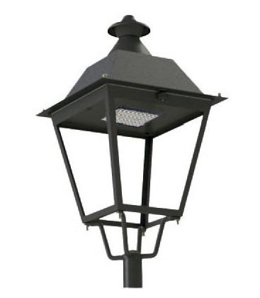 Lámpara vial LED COMET 50W de Roblan