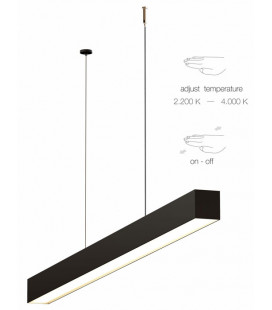 Pendant lamp NEXUS 52W by Beneito Faure