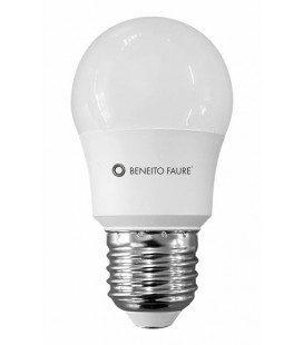 SPHERIQUE 5W E14/E27 220V 360 ° LED Beneito Faure