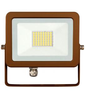 LED SKY V3 CORTEN 30W de Beneito Faure