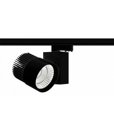 RUM ALUMINIUM 33W 220-240V 50º LED EDISON