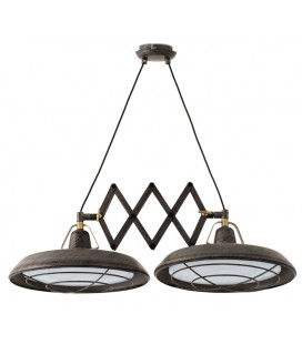 2 Extensible pendant PLEC X LED