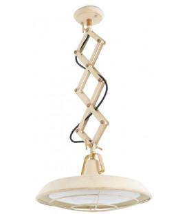 Lámpara colgante extensible PLEC 15W de Faro Barcelona