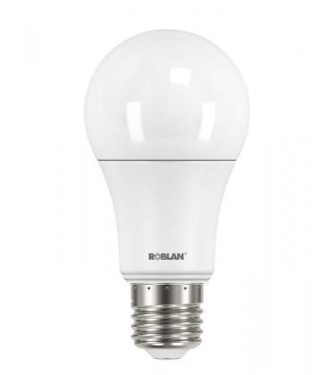 Estándar LED SKY A60 9W conexión E27 de Roblan