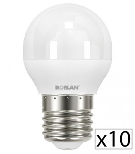 Pack 10 LED SKY A15 6W de Roblan