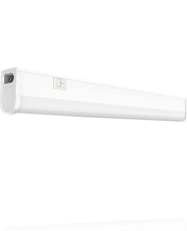 Regleta LED LINK con interruptor 4W 312 mm de Roblan
