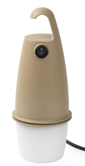 Lámpara portátil HOOK de Faro