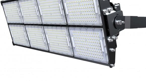 Iluminación de alta potencia para exteriores